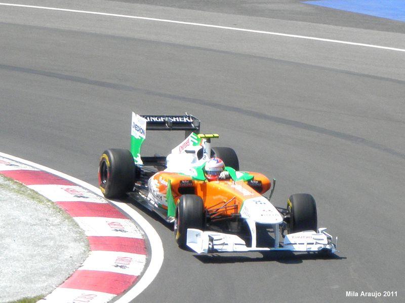 Grand Prix Montreal Formula 1 Car Pics