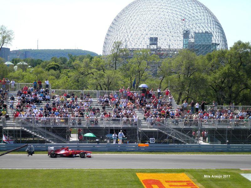 Grand Prix Montreal 2011 Formula 1